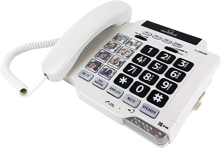 ClearSounds phone