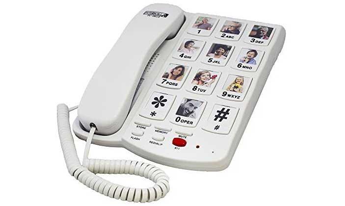 Future Call phone