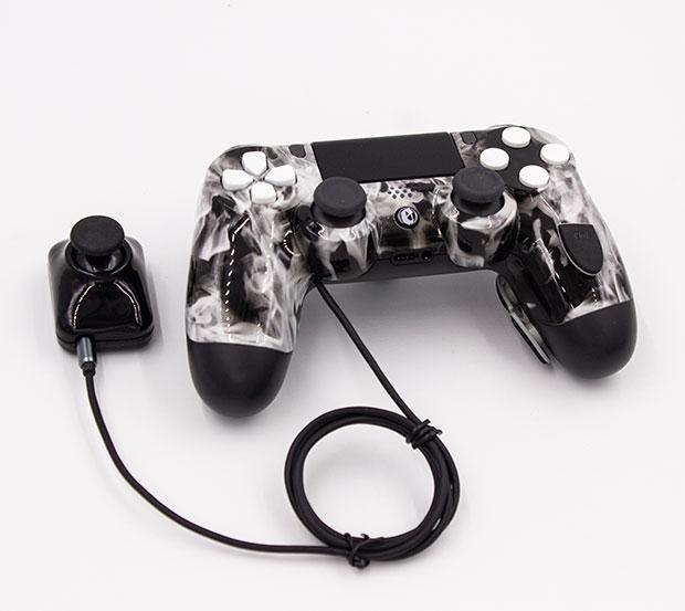 Evil adaptive gaming controller