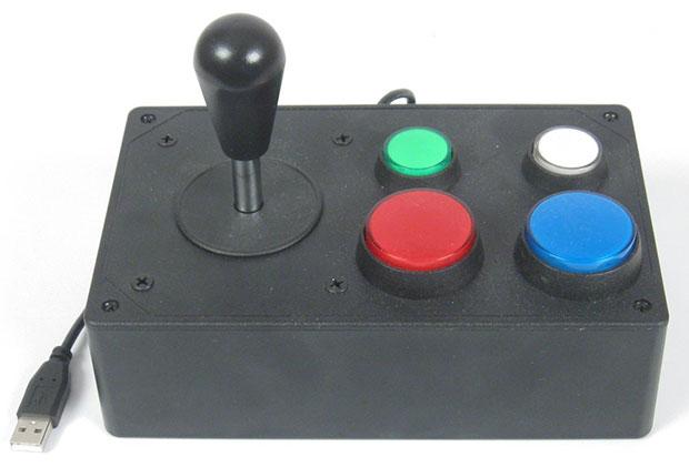 Inclusive Inc. adaptive video game controller